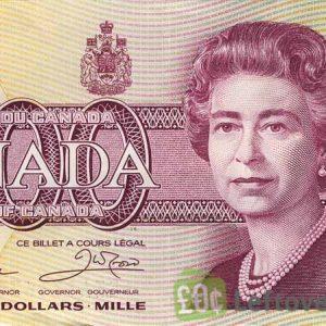canada dollar