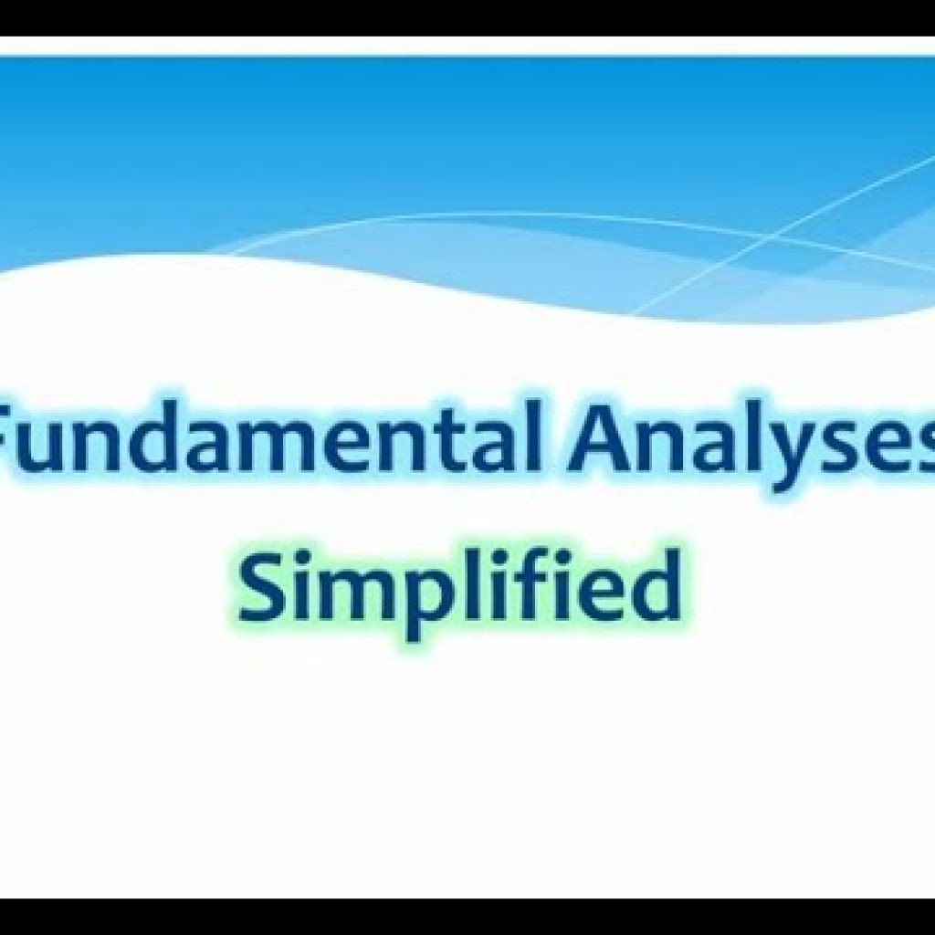 Easy methods to do Fundamental Analyses in Forex Trading